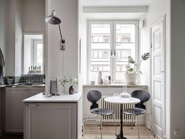 Berühmt Kleine Küche Speise Wohnzimmer Design Zeitgenössisch ...