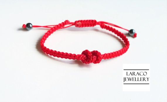 Laraco Jewellery  Lucky Eight Knot Macrame by LaracoJewellery