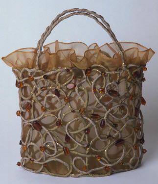A beautiful bag by Sue Rangeley.