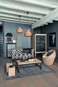 11091 best images about d co on pinterest - Deco salon retro ...