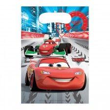 Disney Cars Uitdeelzakjes