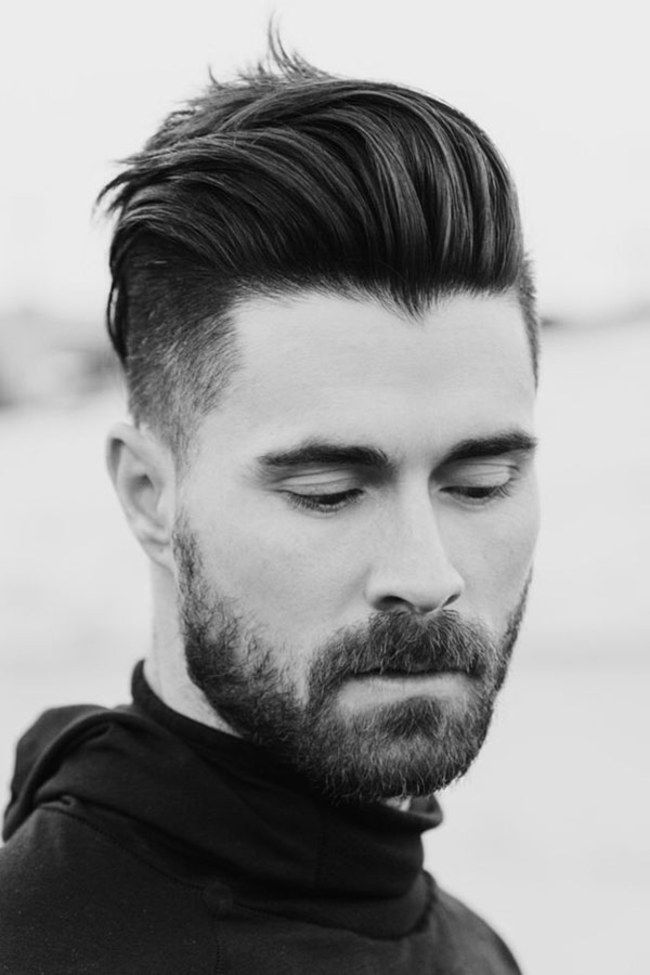 Popular Hairstyles For Men Adorable 10 Best 1 Men  Fade Wlong On Top Images On Pinterest  Man's