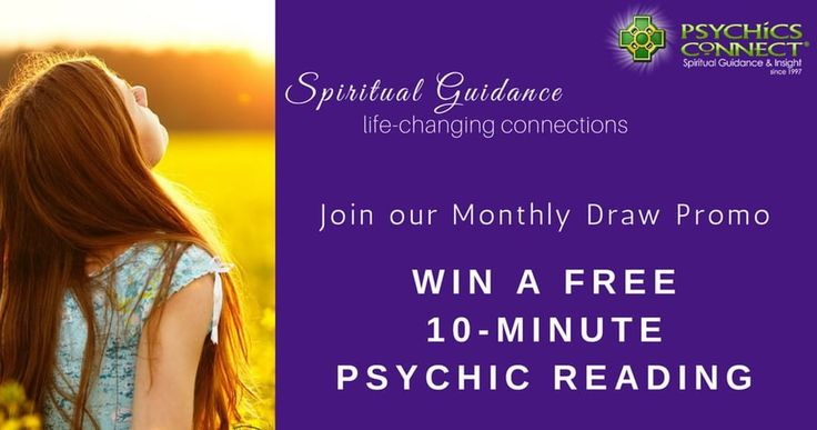 Hello everyone! We're so thrilled to commence this week's Win a Free 10-minute Psychic Reading Monthly Draw Promo! All you have to do is register and answer the question below. Please verify your email to qualify for this promotion. https://qm314.infusionsoft.com/a…/page/psychicsconnectfbdraw One lucky winner will be drawn each week. The winner will be announced here in Facebook and will be notified through private email. #Psychicsconnect #FBpromo #FreePsychicsReading #weekthree