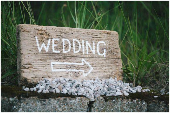 A Homespun, Rustic, Seaside Pretty Wedding With Lots of Gypsophila...