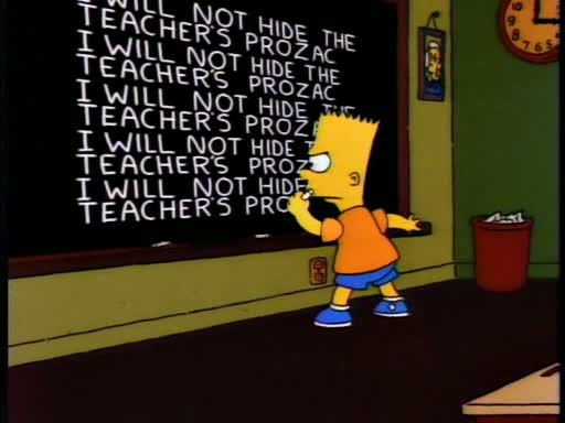 The Simpsons  Season 8 Episode 13