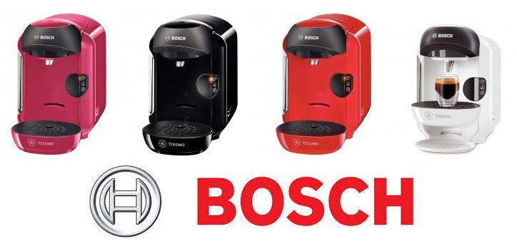 Nuevas cafeteras BOSCH TASSIMO ¿Que color te gusta más? http://www.materialdirecto.es/es/buscar?controller=search&orderby=position&orderway=desc&search_query=tassimo