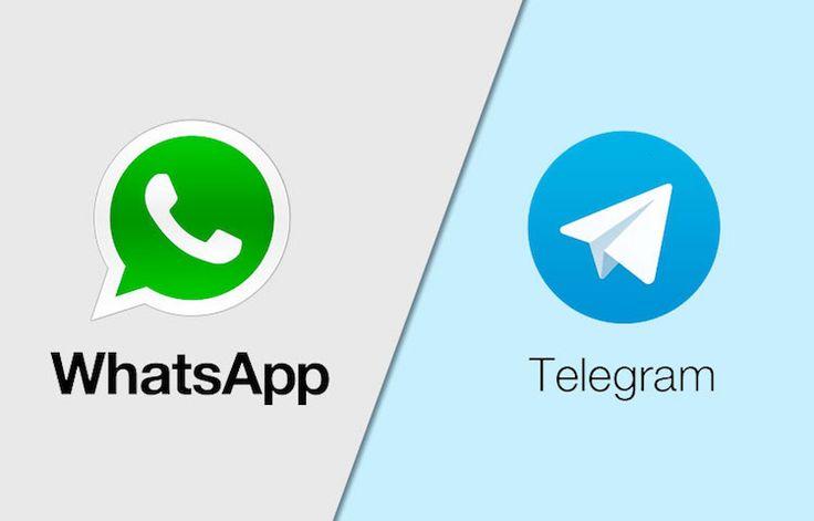 telegram-whatsapp WhatsApp apuesta por un contenido social y replicable
