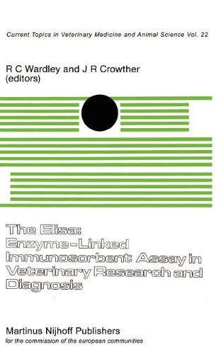 The Elisa: Enzyme-Linked Immunosorbent Assay in Veterinary Research and Diagnosis (Current Topics in