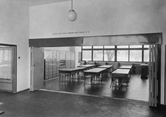 Vesna Professional Secondary School for Women's Occupations | Objects | Brno Architecture Manual. A Guide to 1918-1945 Architecture