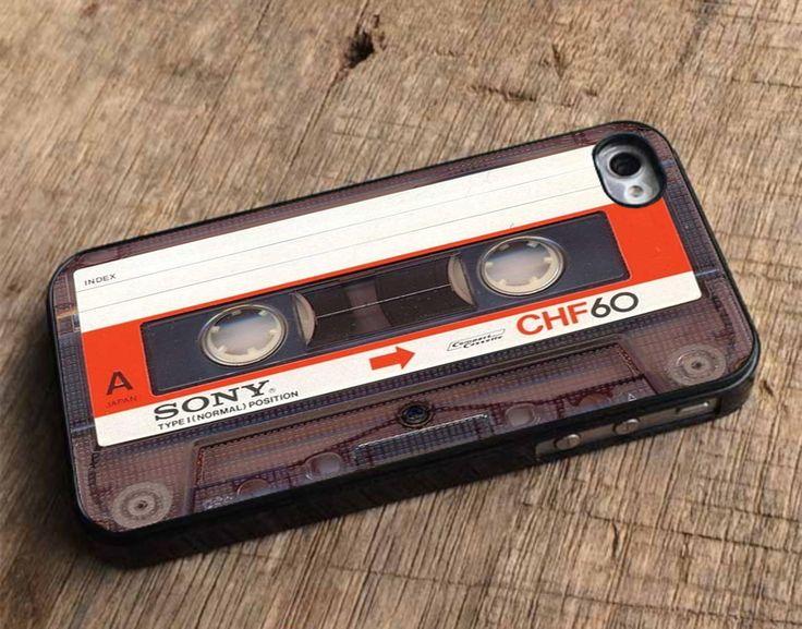 Sony Cassette Tape CHF60 - iPhone 4/4s Case, iPhone 5/5S/5C Case, iPhone 6 case And Samsung Galaxy S2/S3/S4/S5 Cases, $19.00 (http://www.venombite.com/sony-cassette-tape-chf60-iphone-4-4s-case-iphone-5-5s-5c-case-iphone-6-case-and-samsung-galaxy-s2-s3-s4-s5-cases/)
