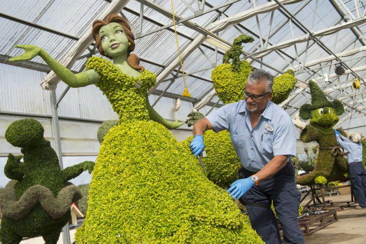 Epcot International Flower & Garden Festival Details Revealed