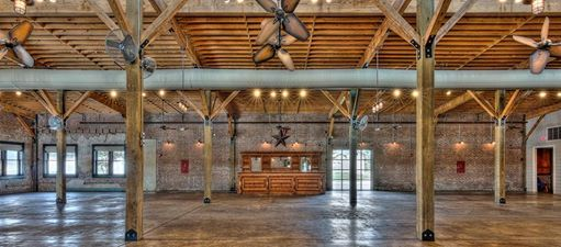 Cash & Carry Building wedding and reception location ...