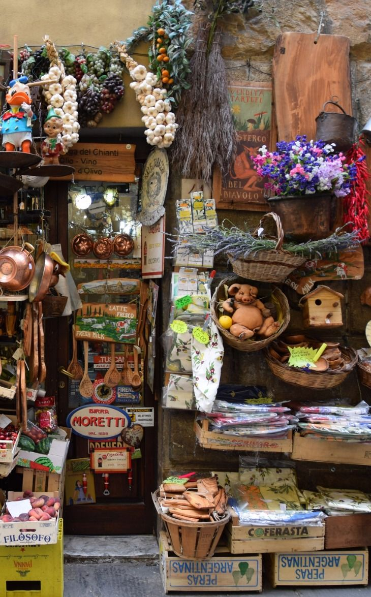 Florence, Toscane, Italië, www.tendi.nl/italie