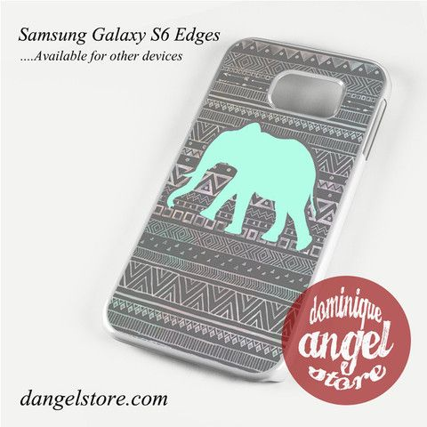 Cute Aztec Elephant Phone Case for Samsung Galaxy S3/S4/S5/S6/S6 Edge Only $10.99