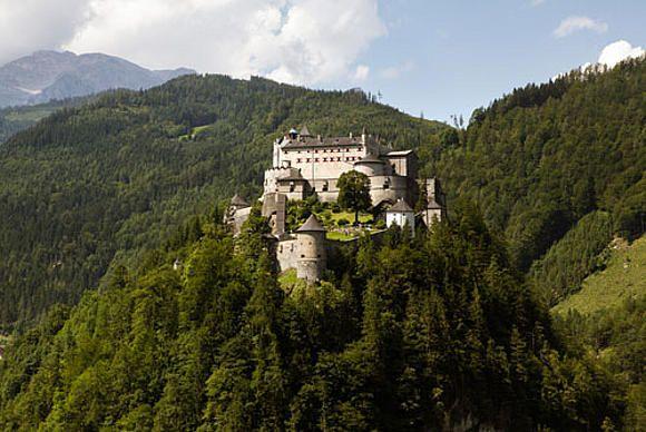 Hohenwerfen Adventure Castle - Bloberger Hof /www.blobergerhof.at 2.10.16
