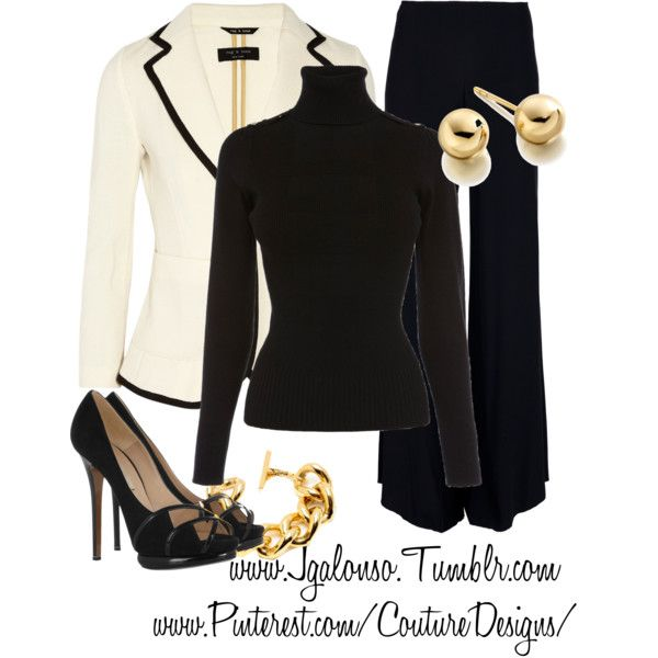 Couture Chic Designs Outfit By Jgalonso On Polyvore