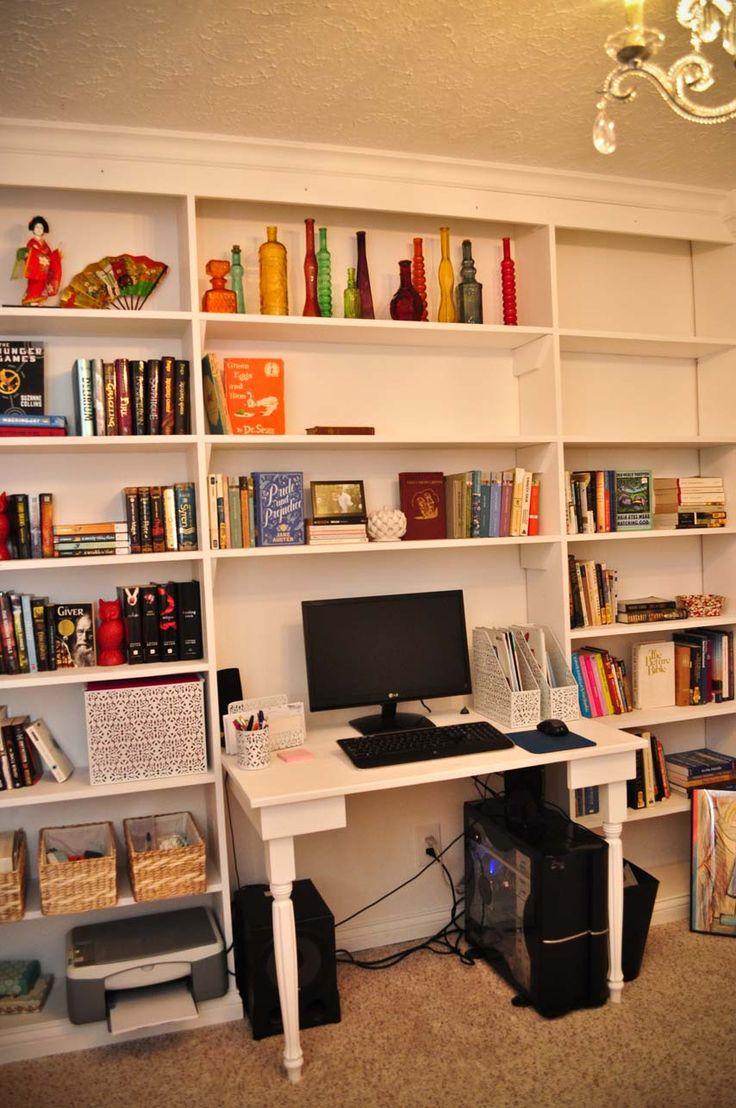 Do It Yourself Bookshelf Ideas: Best 25+ Cheap Shelves Ideas On Pinterest