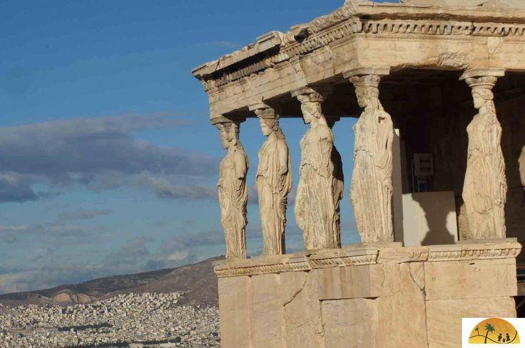 7 activiteiten in Athene met kinderen rondom het centrum - De acropolis mag je natuurlijk niet missen. Gezin op Reis