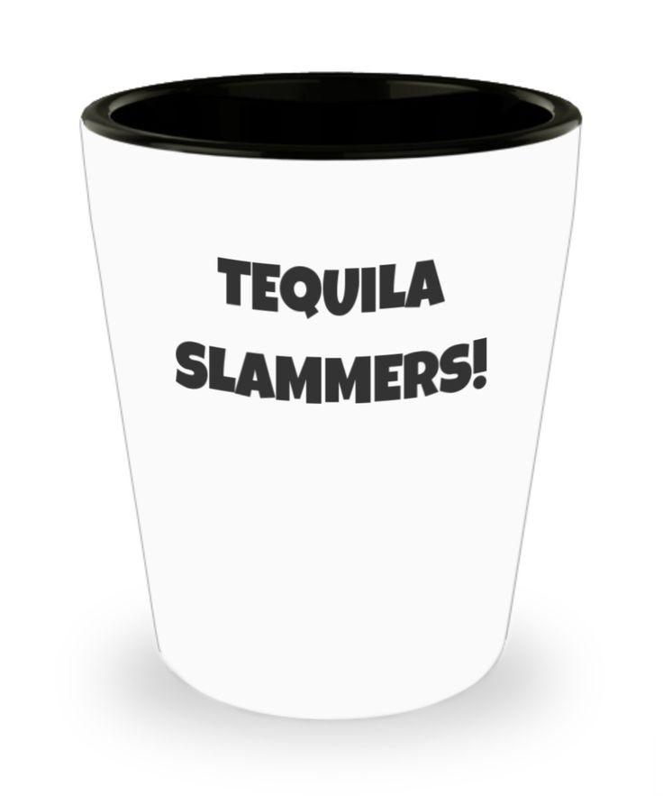 Tequila Slammers! Shot glass https://www.gearbubble.com/tequilaslammers