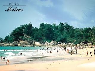 Matras beach.bangka-belitung,indonesia