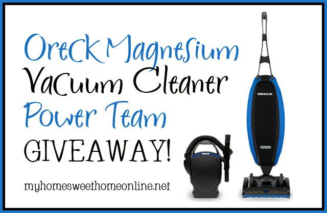 Win a vacuum cleaner dynamic duo from @Oreck and @dawnmhsh http://bit.ly/HSX2HR