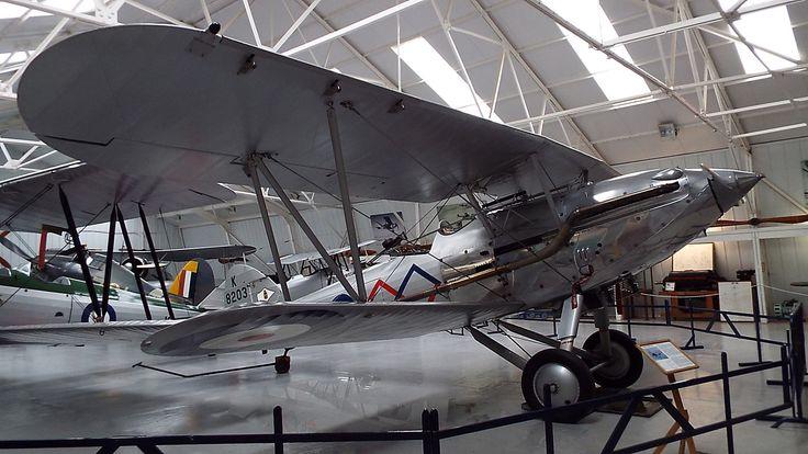 Hawker Demon 1937 Shuttleworth Collection