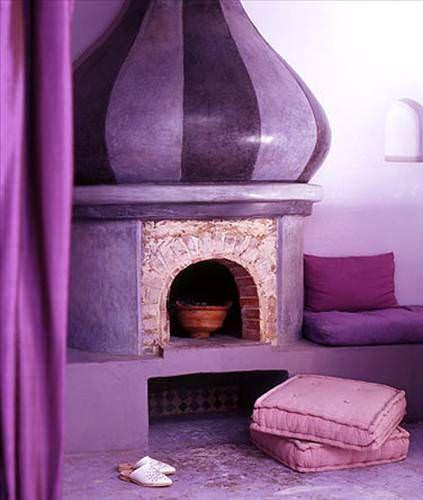 Mor farklı şömine dizayn · Dekorasyon, Ev Dekorasyonu, Ev Tasarımı Döşemesi   Dekorasyon, Ev Dekorasyonu, Ev Tasarımı Döşemesi