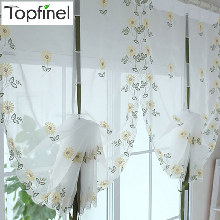 Top Finel 2016 Hot Tulle For Window Roman Curtain Blinds