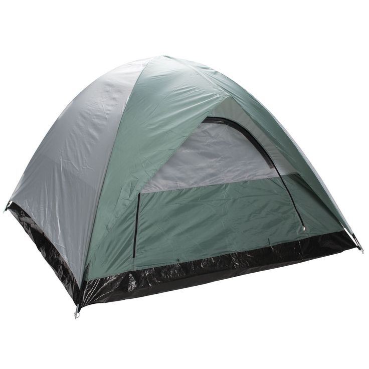 Stansport Black Granite Pole Dome Tent - Green - At only 46 dollars this two door tent is a more affordable option though it lacks some of the features of ...  sc 1 st  Pinterest & Best 25+ 3 season tent ideas on Pinterest | 4 season tent Bivy ...