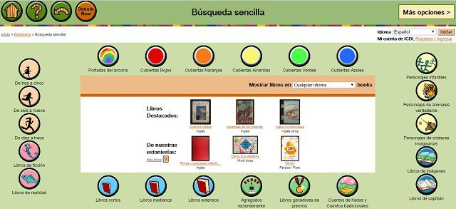 10 Bibliotecas Virtuales Infantiles con Cientos de Libros Gratis para Niños   Android en la Escuela