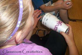 Classroom Creativities: elementary Spanish numbers and math