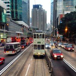 #flashback #tramways #dingding #trams #dingdingtram #hongkongtram