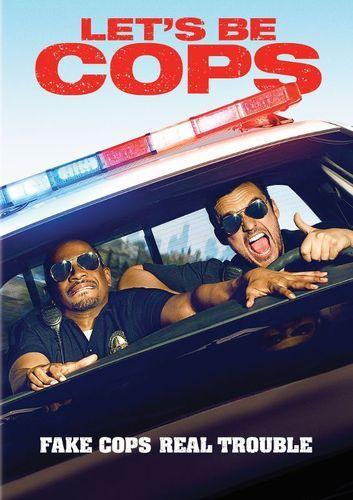 Let's Be Cops [DVD] [2014]