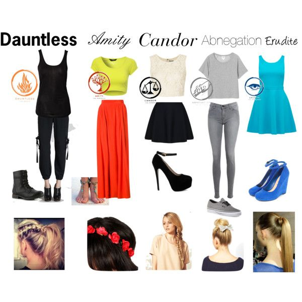 divergent factions outfits - photo #13