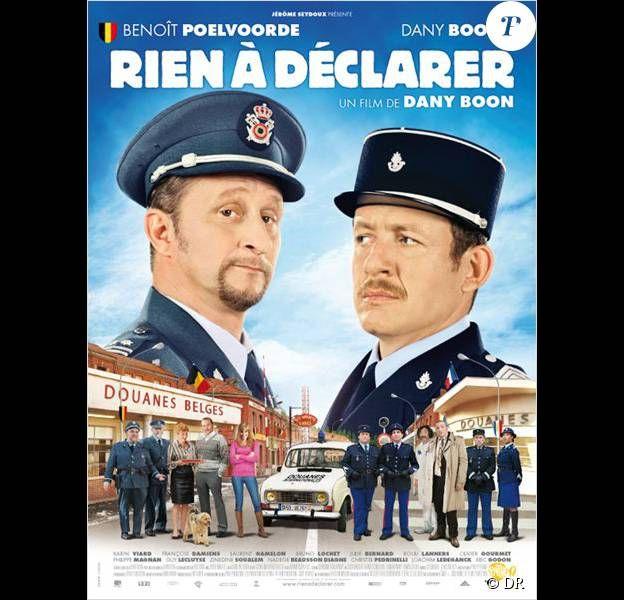 Le film Rien à déclarer (2011)