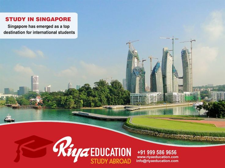 Planning to Study In Singapore? No other country in Asia offers such a blend of culture and education for students from India. Visit our website for more details. #StudyinSingapore #StudyAbroad #College #HigherEducation #RiyaEducation #Singapore #MBA