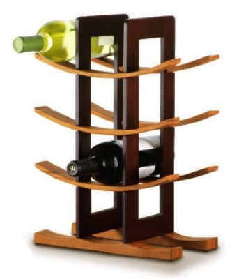 Store your wine in style with a case of 6 of these wine racks! What a deal! http://www.katom.com/075-98617.html