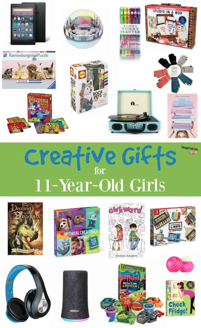 Gifts For 11 Year Old Girls 11 Year Old Christmas Gifts Tween Girl Gifts Cool Gifts For Kids