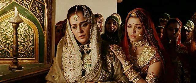 Foto Dzhodha I Akbar Bridal Nose Ring Aishwarya Rai Jodha Akbar Nose Ring Designs