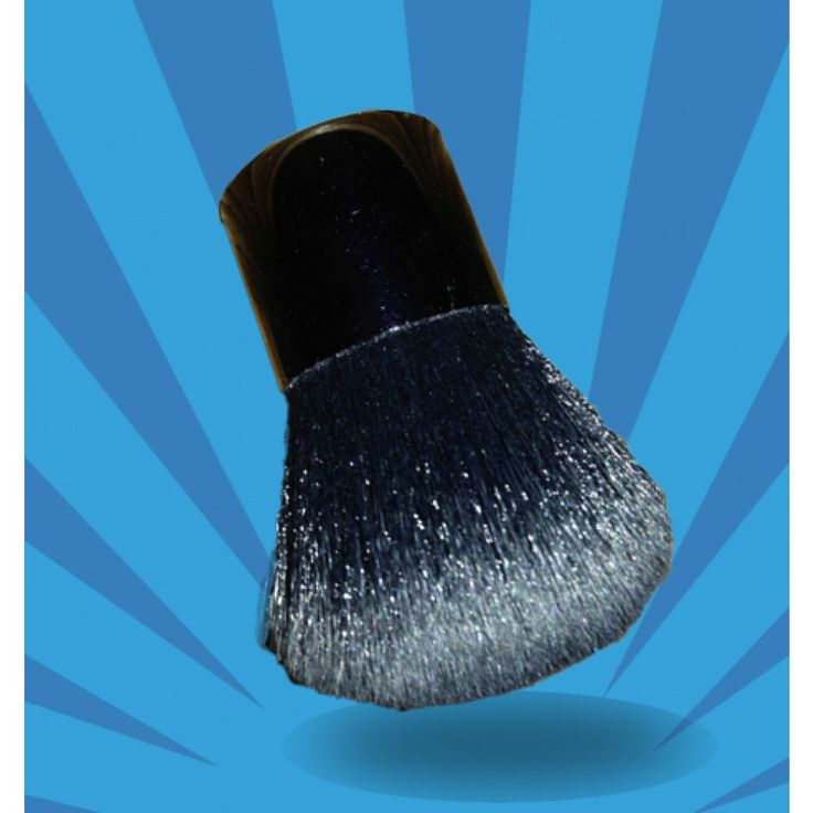 Liquid Sun Rayz Kabuki Brush  http://www.liquidsunrayz.co.uk/kabuki-brush.aspx