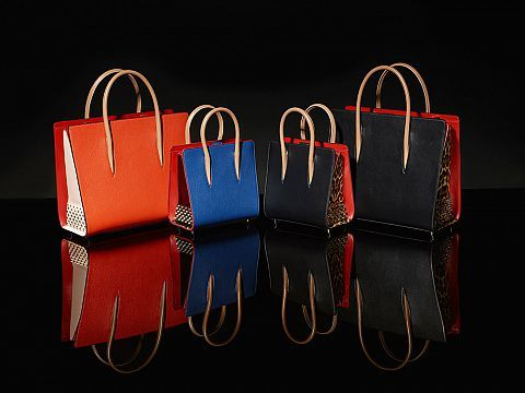 News - Christian Louboutin Online - Behind The Curtain: SS16 Leather Goods Collection
