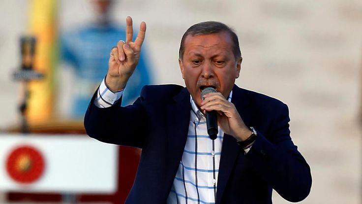 Rechtsstreit gegen Mathias Döpfner: Erdogan reicht Beschwerde ein