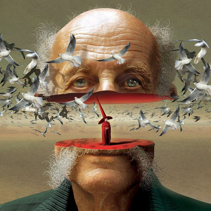 Igor Morski - The Illustration Room