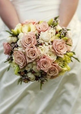 Antique pink bouquet   # Pin++ for Pinterest #