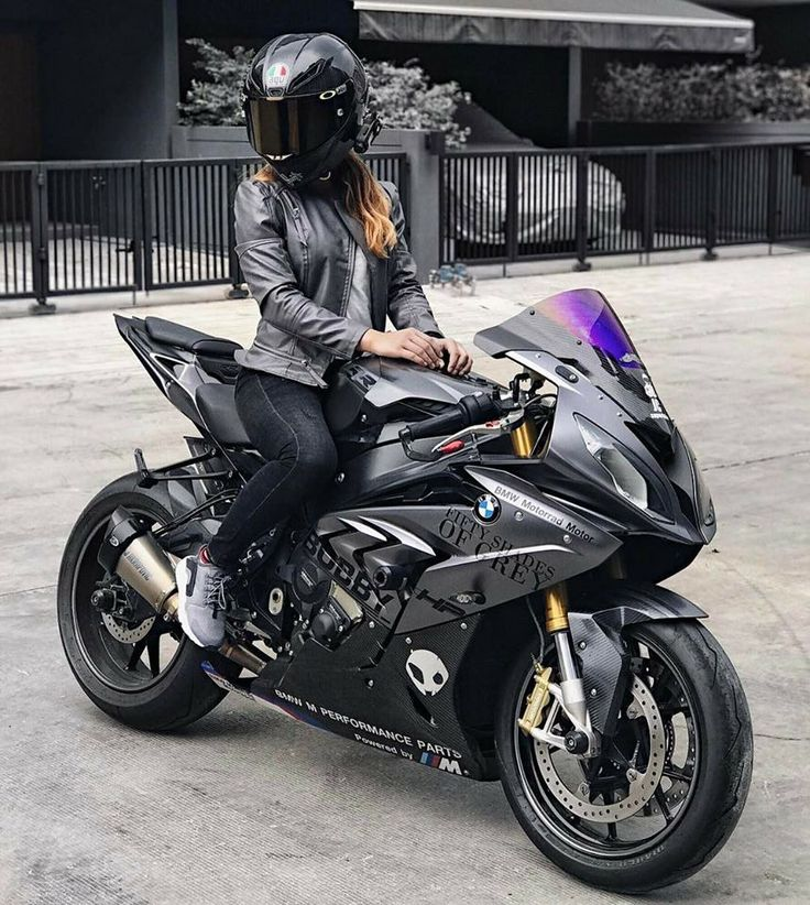 #BMW #Motorcycle #BMWS1000R #BMWS1000RR Sport bike, BMW Motorrad, Tire, Girl - Follow @extremegentleman for more pics like this!