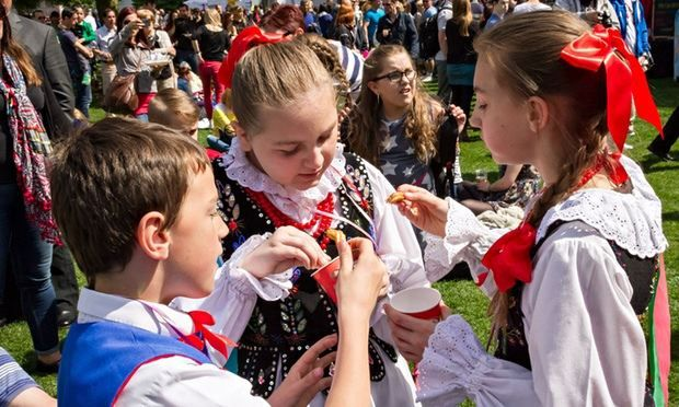 Learning Polish, the UK's second most spoken language, is a plus