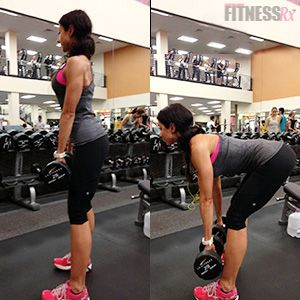 Sculpt Your Hamstrings - Challenge your legs with Jaime's favorite exercises