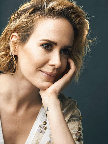 Sarah Paulson Refuses to Label Her Sexual Orientation: 'I've Always Walked to the Beat of My Own Drum'| Gay and Lesbian, American Crime Story, People Picks, TV News, Holland Taylor, Sarah Paulson