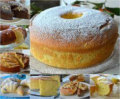 Raccolta di ricette dolci senza burro e olio, un modo per non rinunciare ad un buon dolce fatto in casa è evitare i grassi ecco dei dolci leggeri e golosi