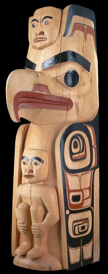 Henry Green ~ Tsimshian Eagle and Human Coastal Peoples Fine Arts Gallery